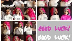 tutorial hijab pashmina untuk anak sekolah 10 tutorial hijab paris untuk wisuda meski sederhana kamu tetap
