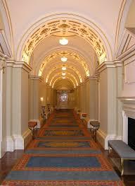file ireland dublin castle interior state corridor jpg