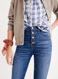 High Waisted Colored Jeans Women U0027s Jeans U0026 Denim Skinny Straight U0026 High Waisted Madewell