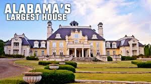 inside alabama u0027s largest house youtube