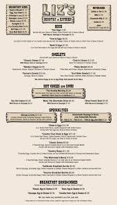 menu surf rider restaurants