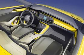 volkswagen concept interior 2016 volkswagen t cross breeze concepts