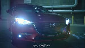 2016 mazda 3 fog light kit 2017 mazda 3 youtube