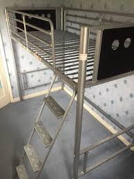 argos metal high sleeper cabin bed frame in norwich norfolk
