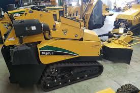 used equipment vermeer australia