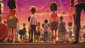 animated film reviews cloudy chance meatballs 2009