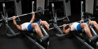 Decline Smith Machine Bench Press Decline Barbell Bench Press Weight Training Exercises 4 You