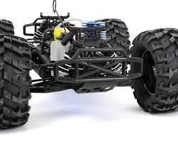 monster truck nitro games earthquake 3 5 1 8 rtr 4wd nitro monster truck black by redcat