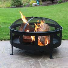 Wood Firepits Wood Burning Pits Steel Cast Iron Copper All Sizes