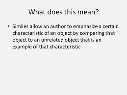 metaphors u0026 similes what is a metaphor a type of figurative