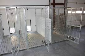 garage dog kennel modern indoor dog kennels within the double doggie den rustic kennel
