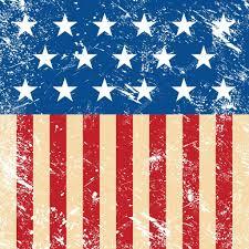 Ponce Flag Usa Retro Flag U2014 Stock Vector Redkoala 11754483