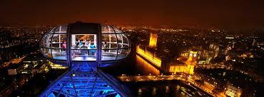 private capsules london eye
