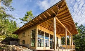 modern cabin design 10 modern cabin vacation retreats design milk