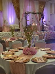 quinceanera decorations for tables in the garden quinceañera party ideas garden