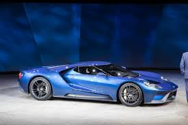 2015 new ford cars brand new ford gt unveiled at detroit auto show the car spotter