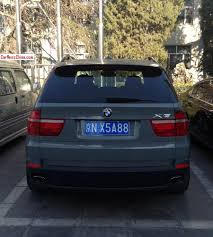 matte bmw x5 bmw x5 has a license in china times 3 x6 carnewschina com