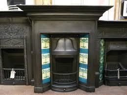 033tc 1545 edwardian tiled fireplace old fireplaces