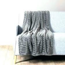 plaid canap gris plaid de canape plaid de protection canape fabuleux occasion 2