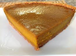 how to make a japanese pumpkin pie kabocha graham cracker crust