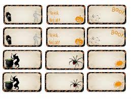 Printable Halloween Drink Labels by Free Halloween Printables