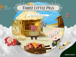 pigs star tale interactive fairy tales kids