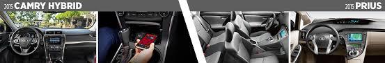 toyota prius vs camry 2015 toyota camry hybrid vs prius comparison serving chicago