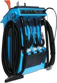Upholstery Steam Cleaner Extractor Auto Detaling Deluxe Prep Center Elite Class Extractor