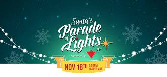 When Is The Parade Of Lights Santa U0027s Parade Of Lights