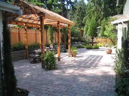 Simple Backyard Patio Ideas Triyae Com U003d Backyard Patio Designs Various Design Inspiration
