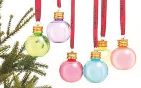 gin baubles on sale now paperblog