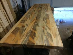 how to stain pine table blue stain pine table glue georgetown milling co llc
