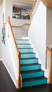 Better Homes And Gardens House Plans 55 Best Painted Staircases Images On Pinterest Painted