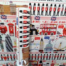 hello wrapping paper recycled london wrapping paper three sheets by palace