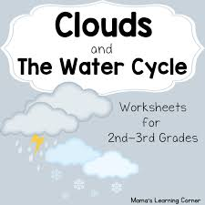 water cycle worksheets 2nd grade free worksheets library