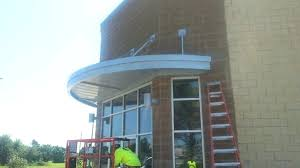 Awnings Cost Commercial Metal Awnings Michigan Commercial Aluminum Awnings