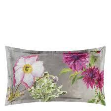 Fuschia Bedding Madhuri Camellia Bedding Design By Designers Guild U2013 Burke Decor