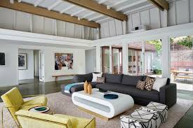 living room ideas mid century modern home in beverly