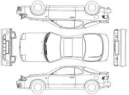 toyota supra drawing toyota car blueprints die autozeichnungen les plans d