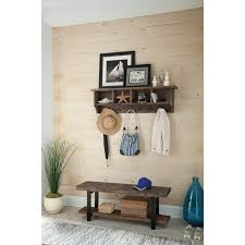 Slaters Furniture Modesto by Reclaimed Wood Entryway Bench Furniture Compare Prices At Nextag