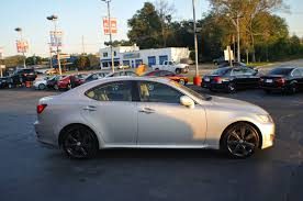 old lexus coupe 2007 lexus 250 silver used sport sedan car sale