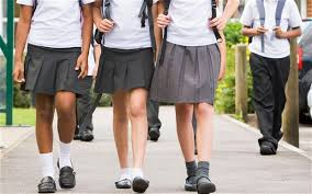 shortest skirts school skirts the and of it telegraph