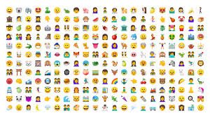 android new emoji meet android oreo s all new emoji techcrunch