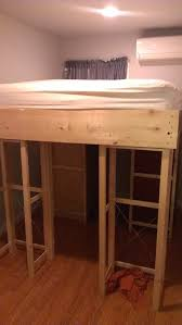 bed risers ikea ikea queen bed frame hack frame decorations