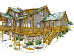 Timber Frame House Plans Timber Frame House Plans U0026 Log Home Floor Plans With Pictures