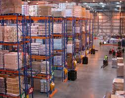 distribution center wikipedia