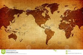 Picture Of The World Map Old World Map Royalty Free Stock Photo Image 862675
