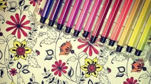 obsession colouring books