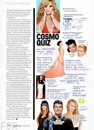 cosmopolitan article demi lovato hq cosmopolitan scans anythingdiz