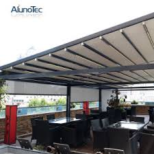 Retractable Awning Pergola China Aluminum Retractable Awnings Pergola Patio Canopy China